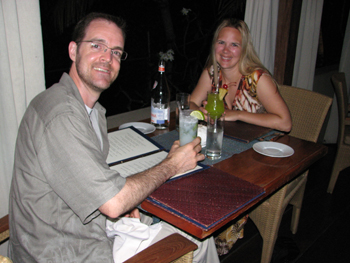 Anguilla Dinner at Veya