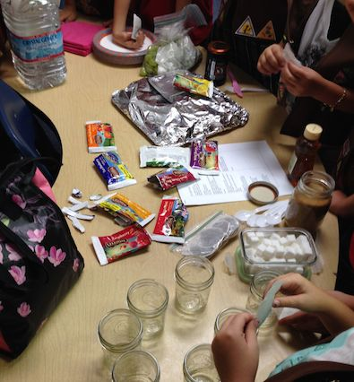 Brownie Wonders of Water Session 2 Tea & Cups