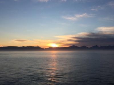 Gorgeous Ketchikan Sunset